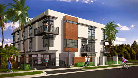 Modern Villas at 27th Street