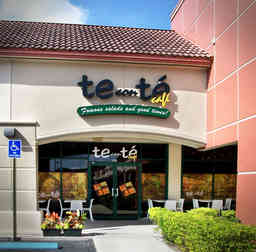 Restaurant Main Entrance