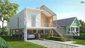 S.S.P.L.I.T. House Concept Design