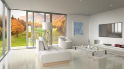 Vineyard House Living Room