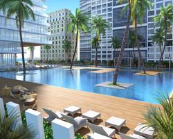 Pool Deck Visualization