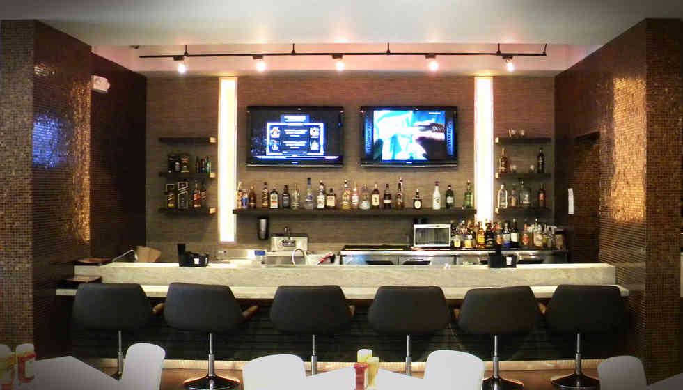 Premium Bar Design