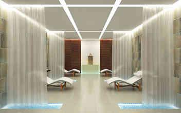 Spa Treatment Area