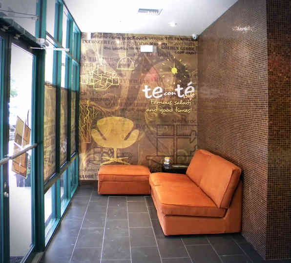 Restaurant Waiting Area