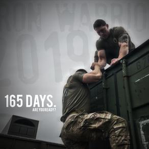 Iron Warrior registration opens!