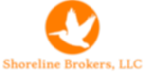 Shoreline Brokers Pelican Logo