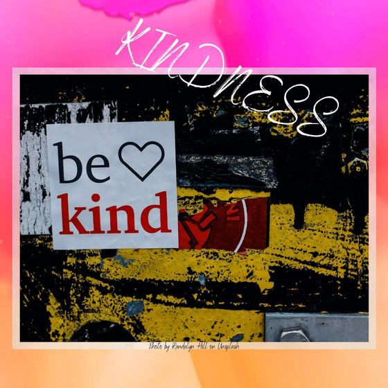 Mental Health Awareness Month - KINDNESS