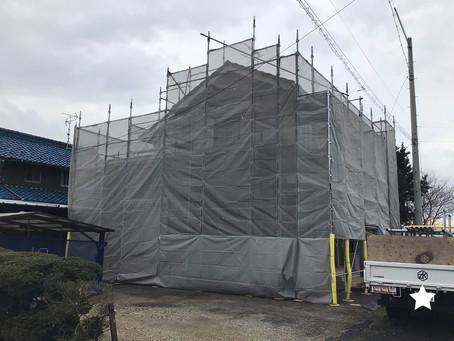 羽島市H様邸外壁塗り替え工事
