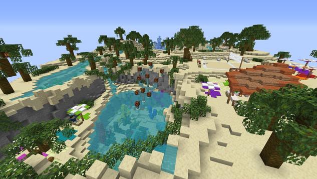 Underwater Mob Arena