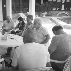 Grupo de discussão 1