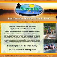 Serenity Bay Tobin Lake