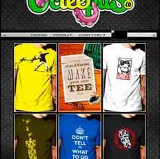 Octeepus T-Shirt Store