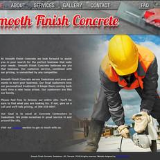 Smoot Finish Concrete