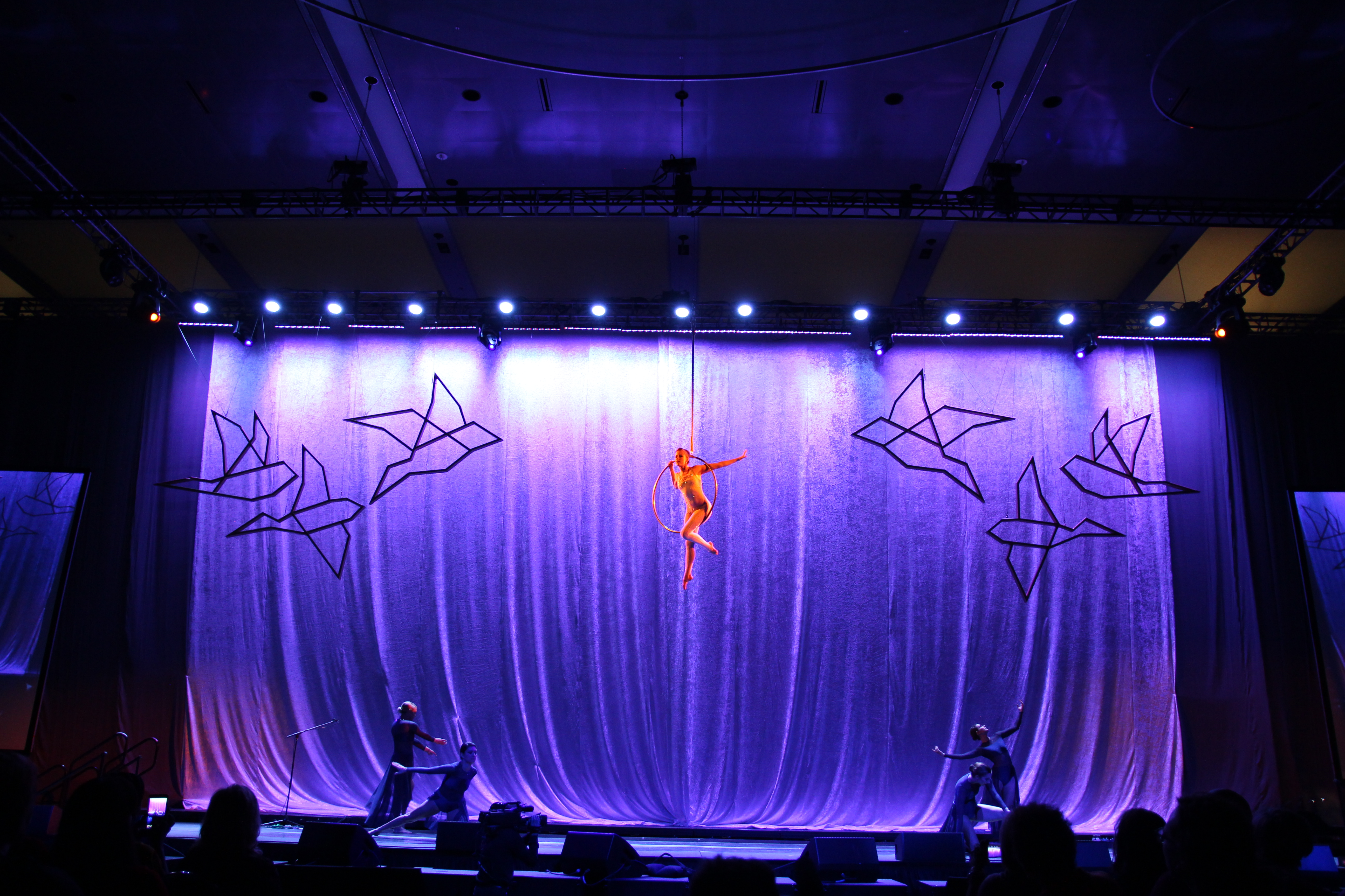 Illusions Unlimited Kansas City Event Based Scenic Design