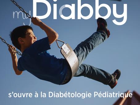 myDiabby Healthcare ouvre sa plateforme à la diabétologie pédiatrique