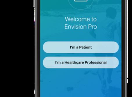Sortie prochaine d'Envision Pro, le nouveau lecteur de glycémie en continu pro. de Medtronic