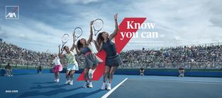 AXA Serena Williams