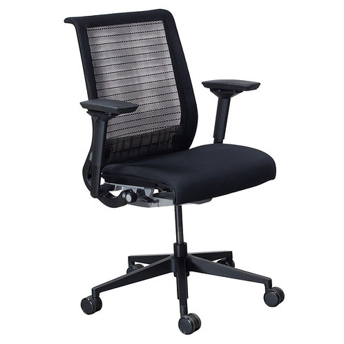 Steelcase Think Chair (Re-fabric)