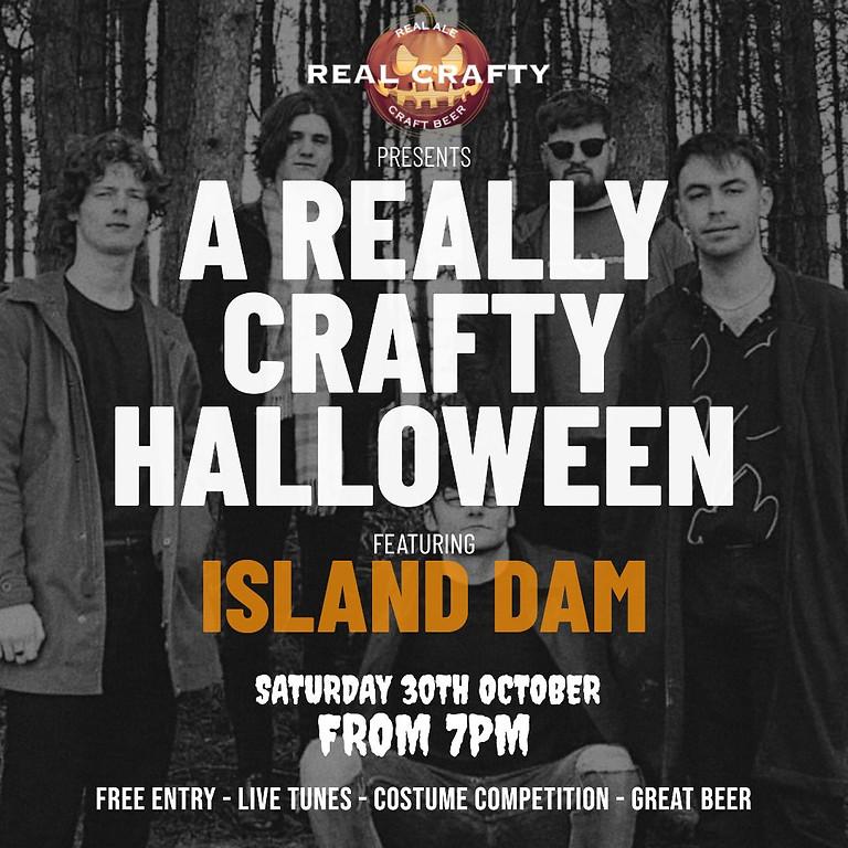 A Really Crafty Halloween feat. Island Dam