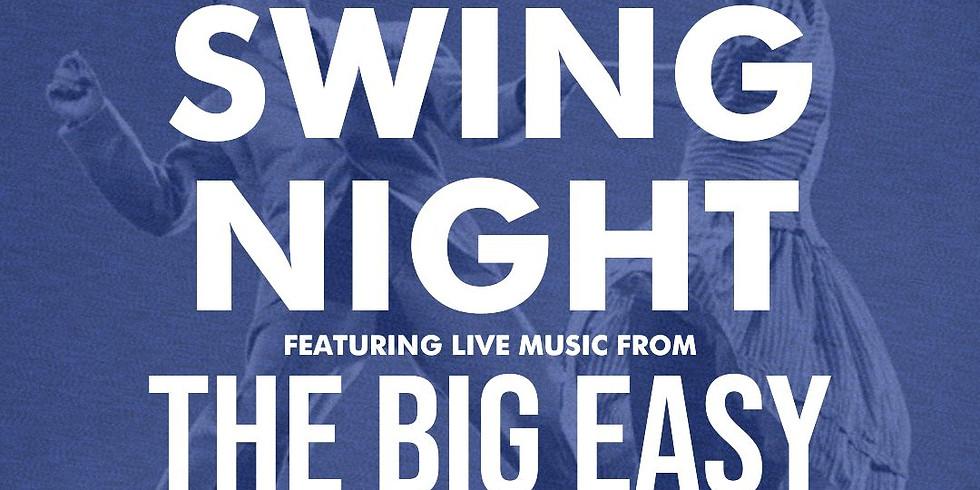 Swing Night @ Real Crafty