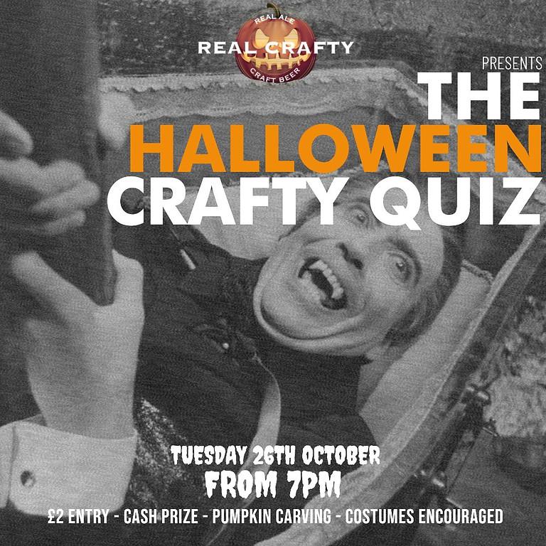 The Halloween Crafty Quiz