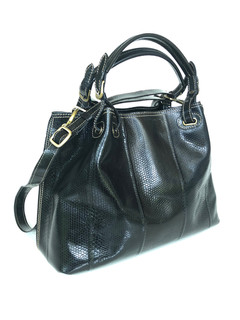 SEA SNAKE SATCHEL FOREST GREEN $675 with