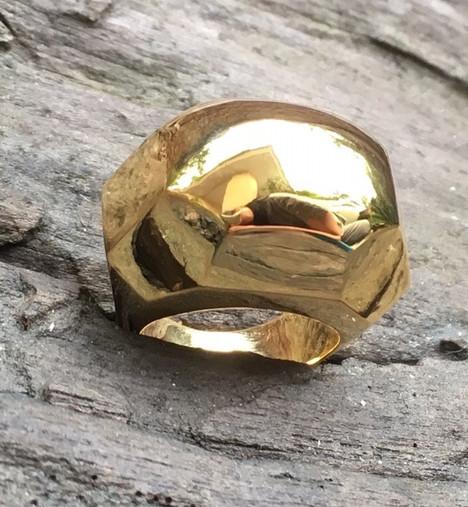 9K YELLOW GOLD #LUS17RG1475