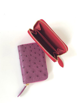 ZIP CARD CASE $145