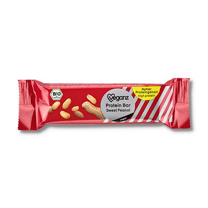 Protein Bar Sweet Peanut Organic 45g