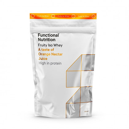 Fruity Iso Whey (700g) - Orange Nectar