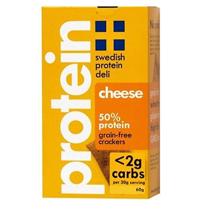 Swedish Protein Deli - Cheese 60g