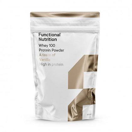 Whey 100 Protein Powder (850g) - Vanilla