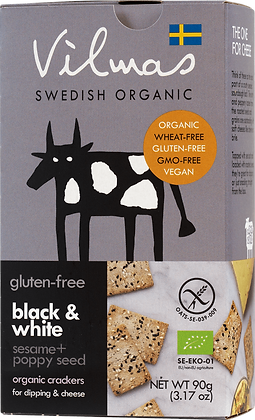 Black and White Crackers (90 g)