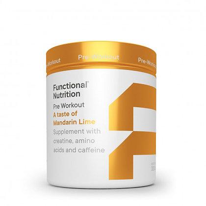 Pre - Workout (320g) - Mandarin Lime