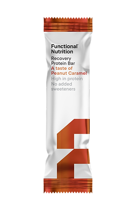 Recovery Protein Bar (55 g) - Peanut Caramel