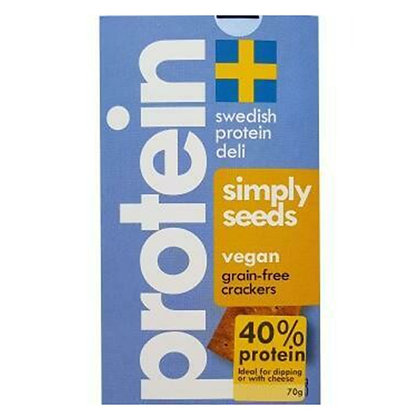 Swedish Protein Deli - Simply Seeds 70g
