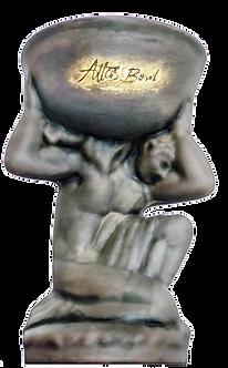 Taboo Shisha - Atlas Bowl (Silber)