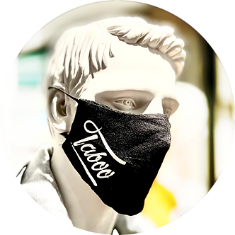 Taboo Face Mask w/m