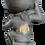 Thumbnail: Taboo Shisha - Atlas Bowl (Silber)