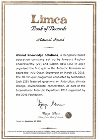 Limca World Record_Antarctica.png