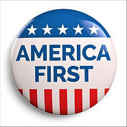 BLEXITTEXAS AMERICA FIRST BUTTON 20 perc