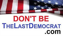 Don't Be TheLastDemocrat website TinyPNG