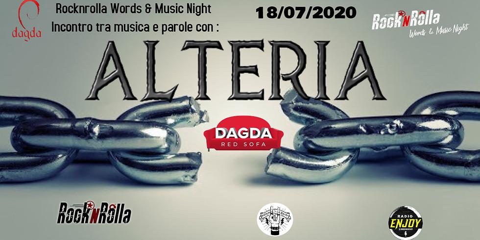 ALTERIA @Dagda Live Club