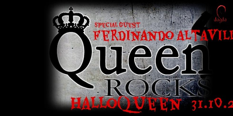 Queen Rocks Band+Special Guest Ferdinando Altavilla : HalloQueen