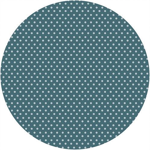 BLEU GRIS - Médaillon