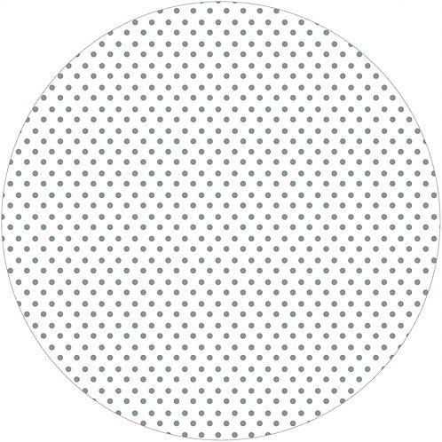 BLANC - Médaillon