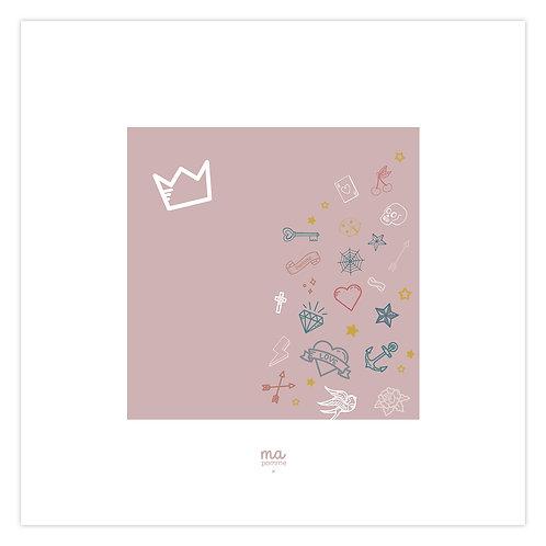 ROSE - Affiche
