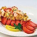 1/2 Stuffed Lobster