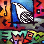 A BIRD IMAGINED