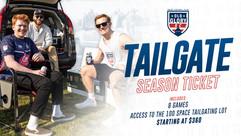 DC Glory Tailgate Season Ticket